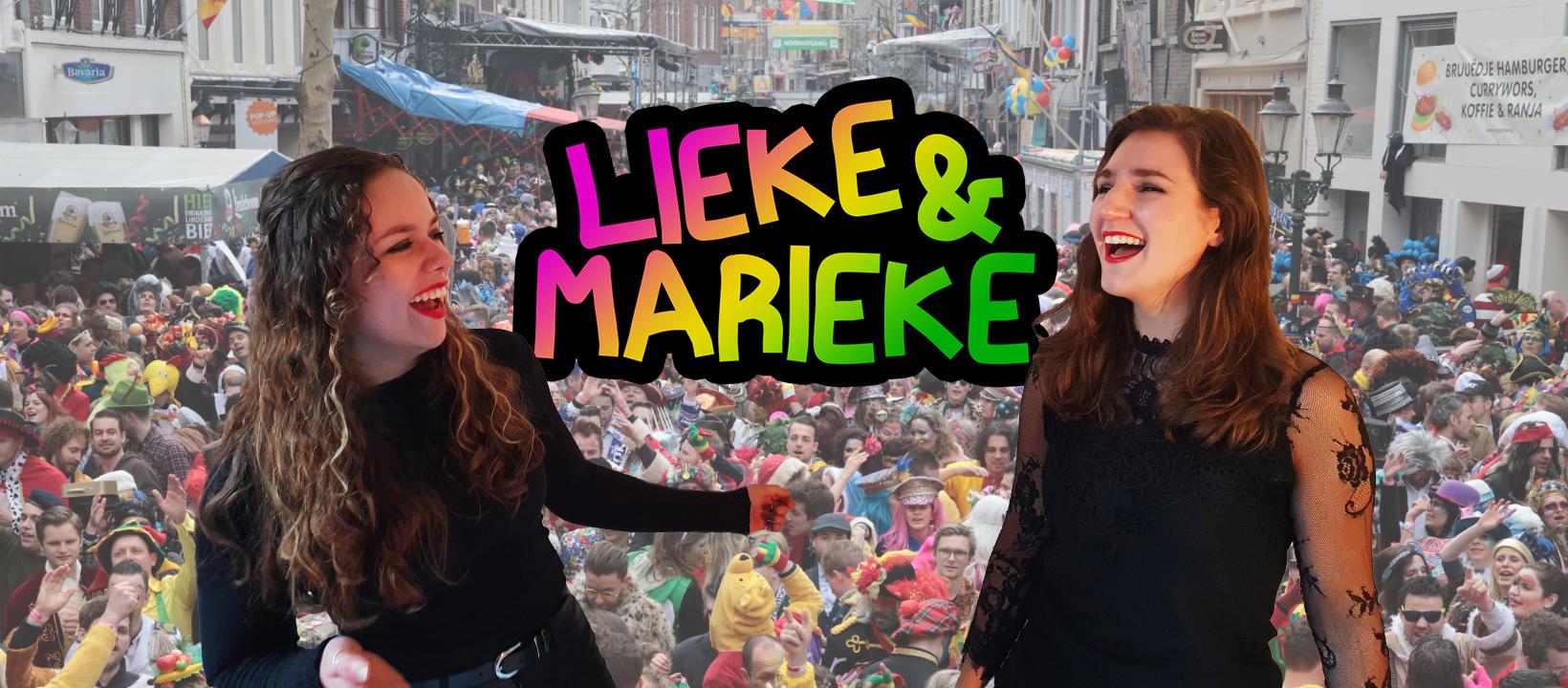Lieke en Marieke